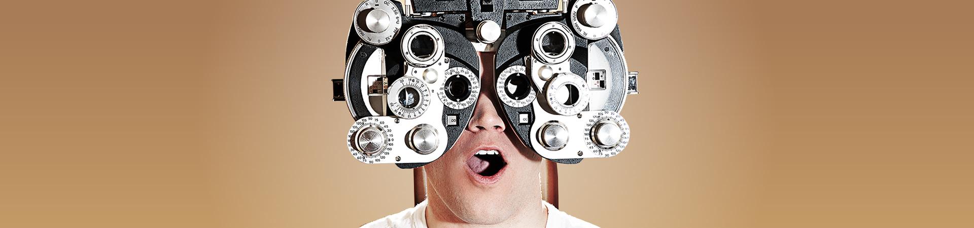 Peripheral Vision Testing Valleytown Eye Care